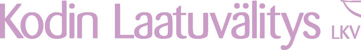 Kodin Laatuvälitys logo